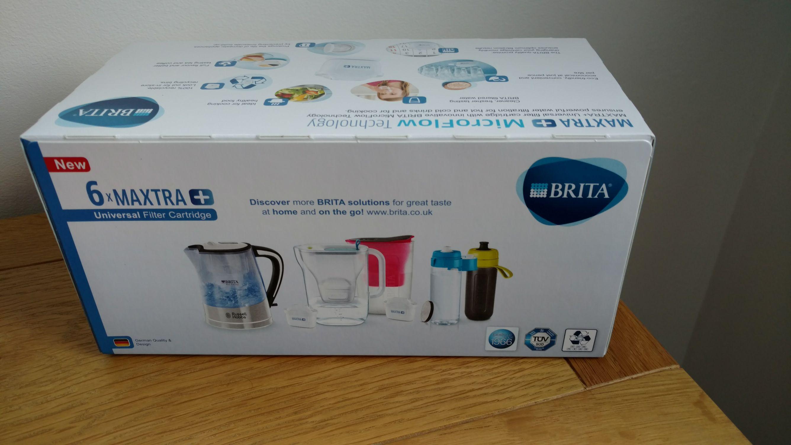 In store Brita Maxtra+ x 6 £3 @ Asda