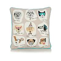 Dogs or cats cushion £3.50 was £7 each @ Asda
