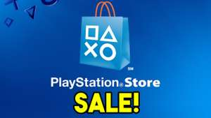 PS Plus Specials Sale at Playstation PSN Store US and Canada