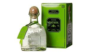 Patron Silver Tequila 70cl - £34.99 @ Amazon