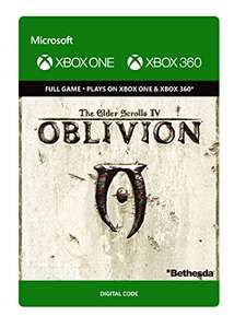 [Xbox One/360] The Elder Scrolls 4: Oblivion / Fallout: New Vegas / Fallout 3 - £3.95 each (XBL Gold) - Xbox Store