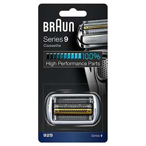 Braun 92S Series 9 Electric Shaver Replacement Foil and Cassette Cartridge - Silver £36.99 @ Amazon