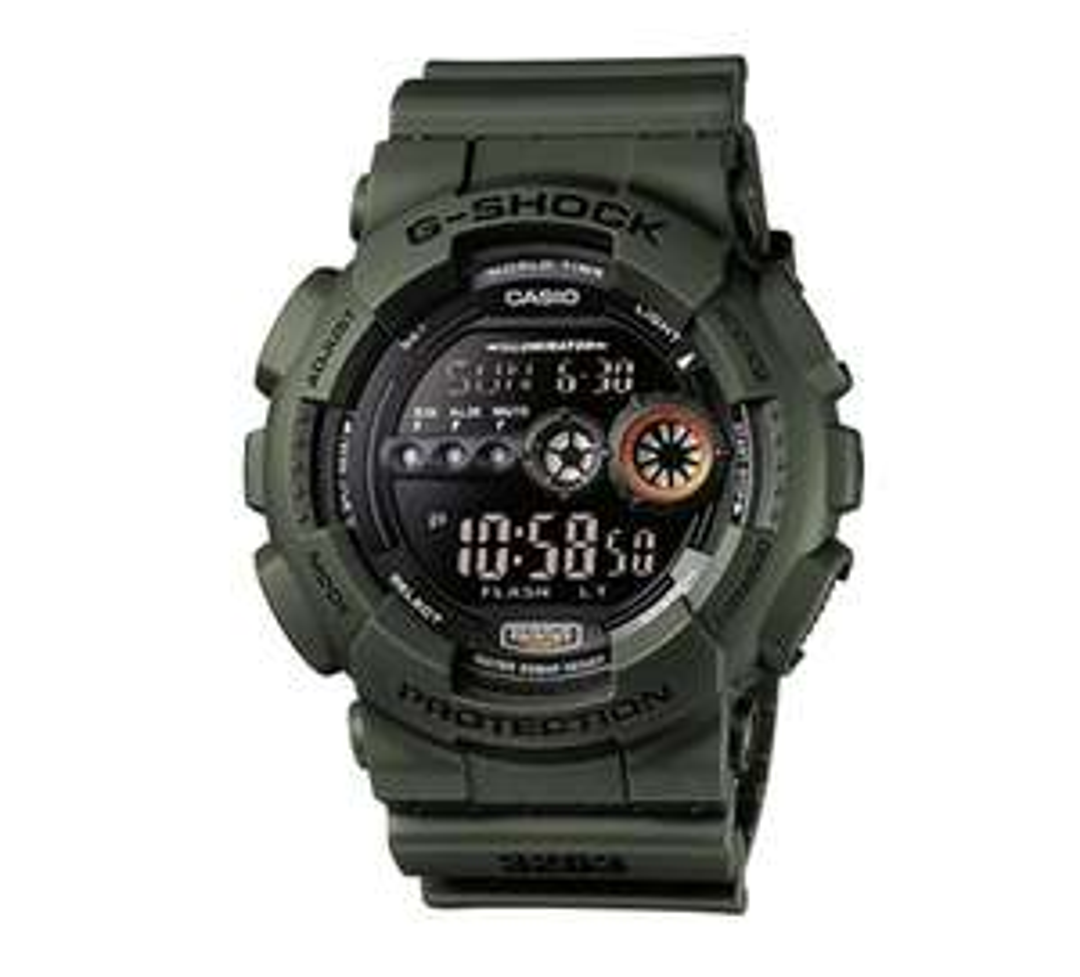 G-Shock Men's Watch GD-100MS-3ER - £49.50 @ Amazon