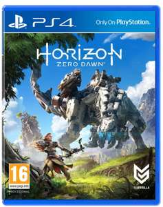 SONY Horizon Zero Dawn PS4 £13.49 @Currys