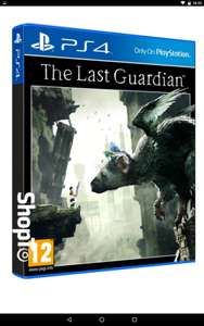 The Last Guardian. New. With Delivery. PS4 - £15.85 @ ShopTo