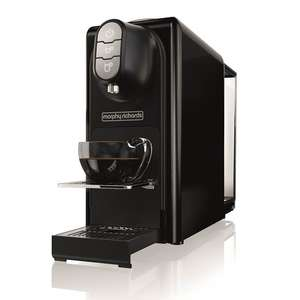 Morphy Richards 179000 Accents Nespresso Compatible Coffee Machine £39.99 @ Co-op members (easy sign up)