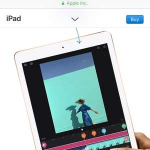 Apple iPad 2018 32GB with A10 Chip from £319.99/ £303.60 for students with UNIDAYS