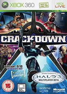 [Xbox One/360] Crackdown - £2.99 / Rayman Origins - £3.59 (XBL Gold) - Xbox Store