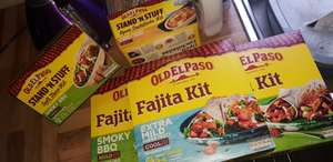 OLD EL PASO KITS £1 @ Poundstretcher