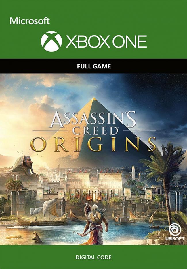 Assassins Creed Origins Xbox One (plus free copy of Unity) @ cdkeys.com - £25.64
