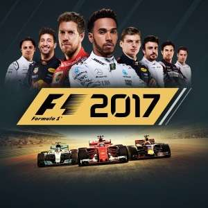 PSN F1 2017 for PS4 £15.99 @ PSN