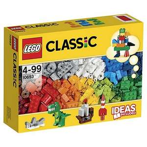 Lego classic 10705 £19.33 @ Tesco Direct (Free C&C)