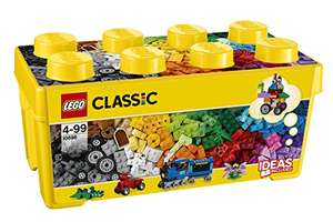Lego classic medium brick box rrp £29.99 - £16.49 Prime / £21.24 Non Prime @ Amazon