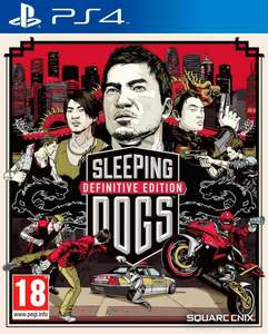 Sleeping Dogs Definitive Edition PS4  (delivered) @ Coolshop
