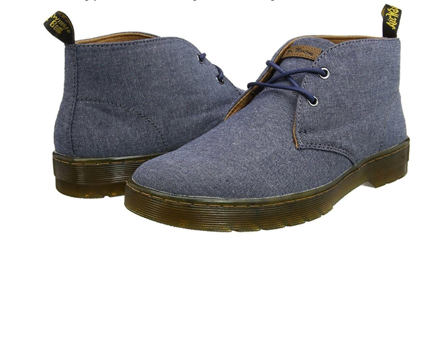 Dr. Martens True Navy Desert Boots £30 Amazon Prime. UK Sizes [6] [6.5] [7] [8]
