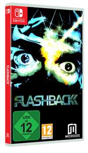 Flashback Collector's Edition (Switch) £32.86 Delivered (Preorder) @ Shopto