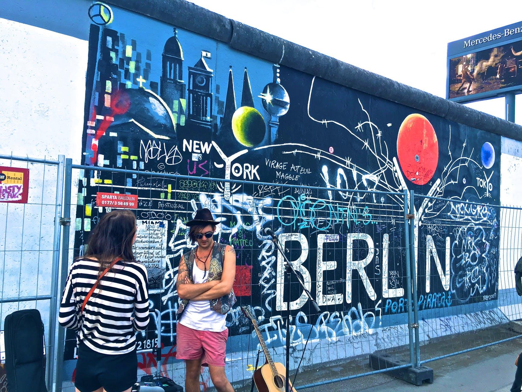 Berlin weekend getaway £135.50 per person based on 2 via Ryanair & Booking.com