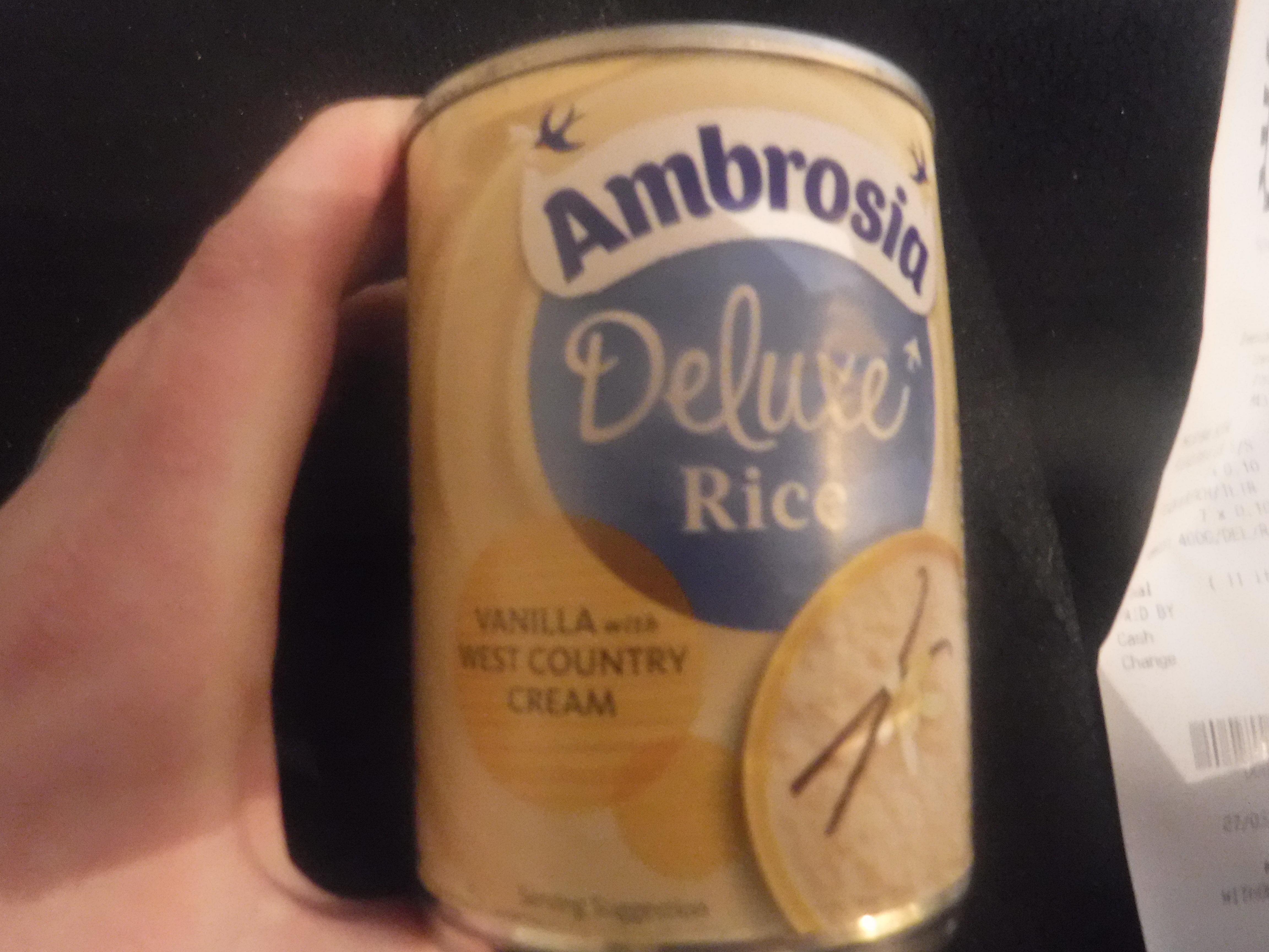 ambrosia deluxe rice - 10p instore @ B&M (Droylston)