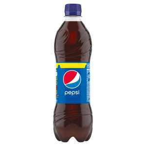MEGA DEAL Pepsi 500ml 10 for £1.00 OUT OF DATE @ Approved Food