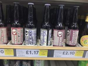 Brewdog Jet Black Heart £1.17 @ Tesco Ashford Surrey
