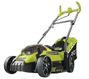 Ryobi OLM1833H ONE+ 18 V Cordless Lawnmower Amazon Lightning Deal £114.99
