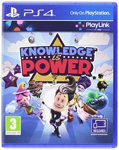 Knowledge is Power - PlayStation 4 - Amazon for £4.99 Prime / £6.98 Non Prime