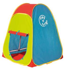 Worlds Apart Pop-Up Tent - 90 cm x 75 cm x 75 cm £8 @ Amazon (Prime Exclusive)