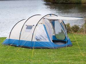 Skandika Lyon 5 person family tent - £91.62 @ Amazon
