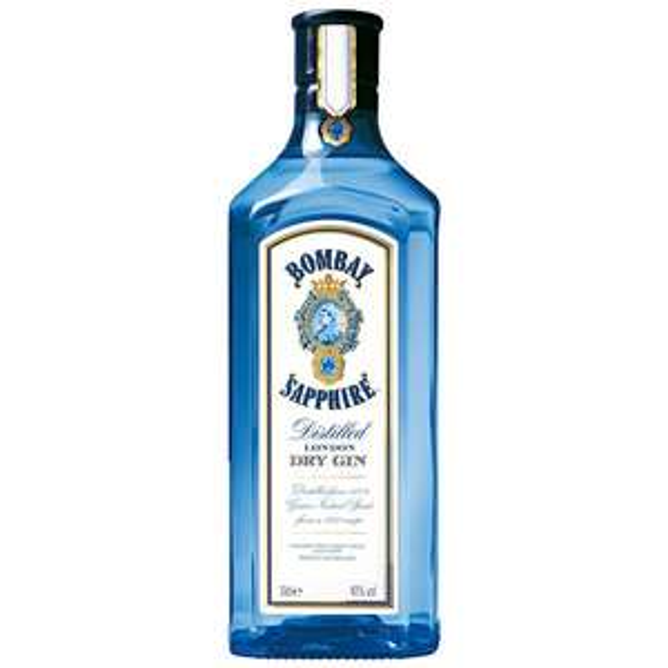 Bombay Sapphire Gin, 70cl, £15 @ Asda