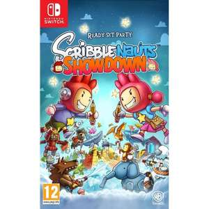 Scribblenauts Showdown (Nintendo Switch) £19.95 delivered @ thegamecollection