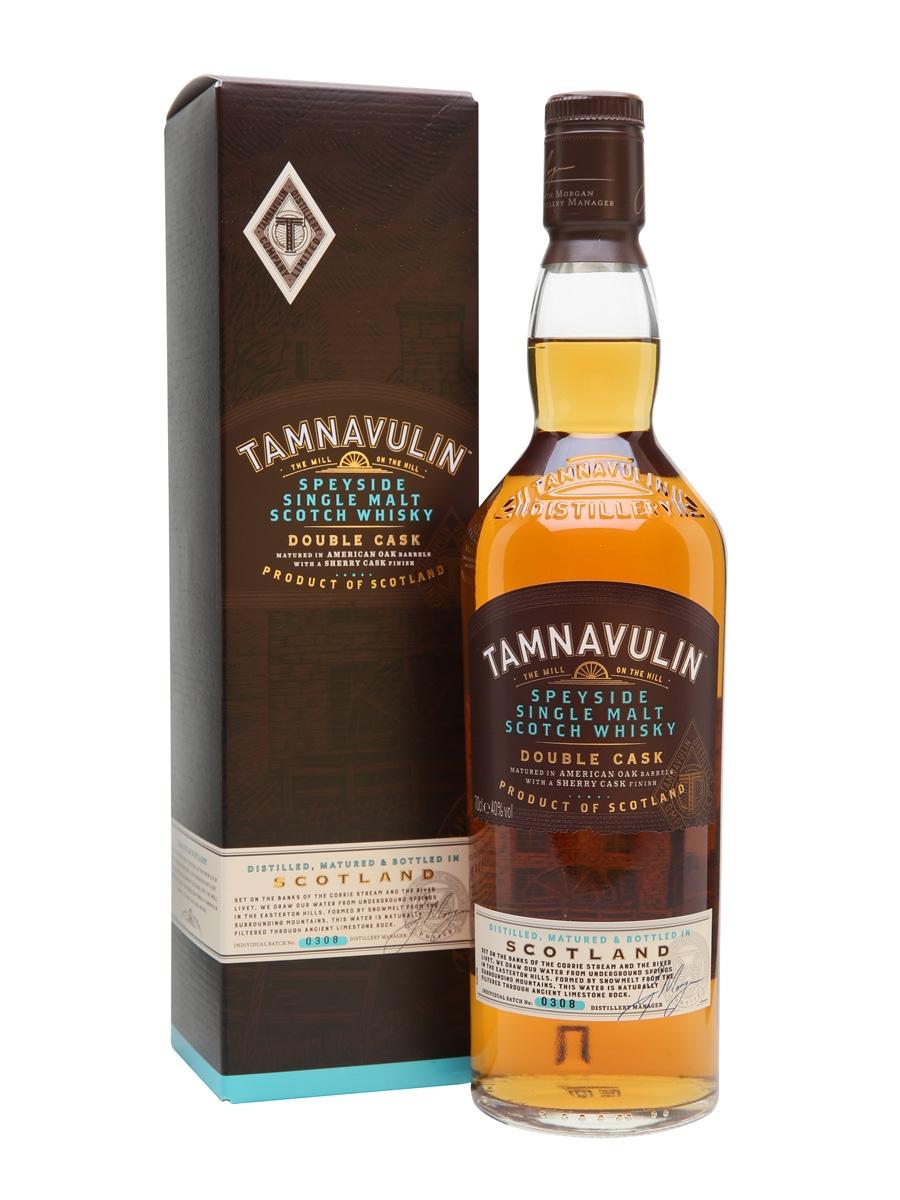 TAMNAVULIN DOUBLE CASK 70cl £22 instore @ Coop Scotland