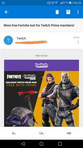 "Fortnite free twitch prime - Exclusive Battle Royale Instigator pickaxe ""Now live"""