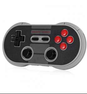 8Bitdo NES30 Pro Wireless Bluetooth Game Controller for Switch/macOS/Android/Windows/PS , for £20.89 plus delivery @ Zapals