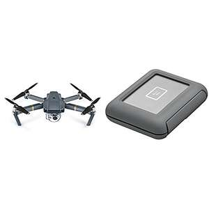 DJI Mavic Pro Drone with 4K Camera - Grey  £802.13 Amazon