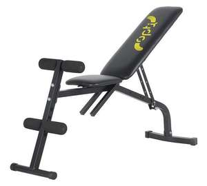 Opti incline and decline bench £29.99 at Argos