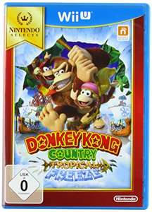Donkey Kong Country: Tropical Freeze (Wii U) £13.73 @ Amazon Germany