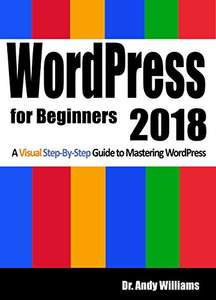 Wordpress for Beginners - Free Today Only on Amazon Kindle