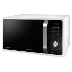 Samsung MS23F301TAW SOLO Microwave Oven, White £79 @ John lewis