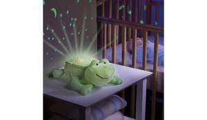 1\2 price, Slumber buddy* frog - lullabies,light,heartbeat soother now £12.50 @ Asda