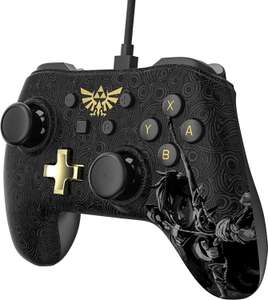 Nintendo Switch Wired Controller Plus (Zelda BOTW) - £19.00 - Tesco/Amazon