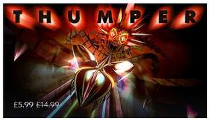 Thumper £5.99 (Part of the 2nd Anniversary sale) @ oculus