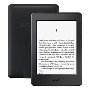 Save £50 off the Kindle Paperwhite & Oasis ranges using promo code from £59.99 @ Amazon UK (account specific)