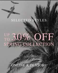 AllSaints - Up to 30% off spring sale
