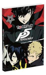 The Art of Persona 5 [Book] £15.97 delivered @ Amazon