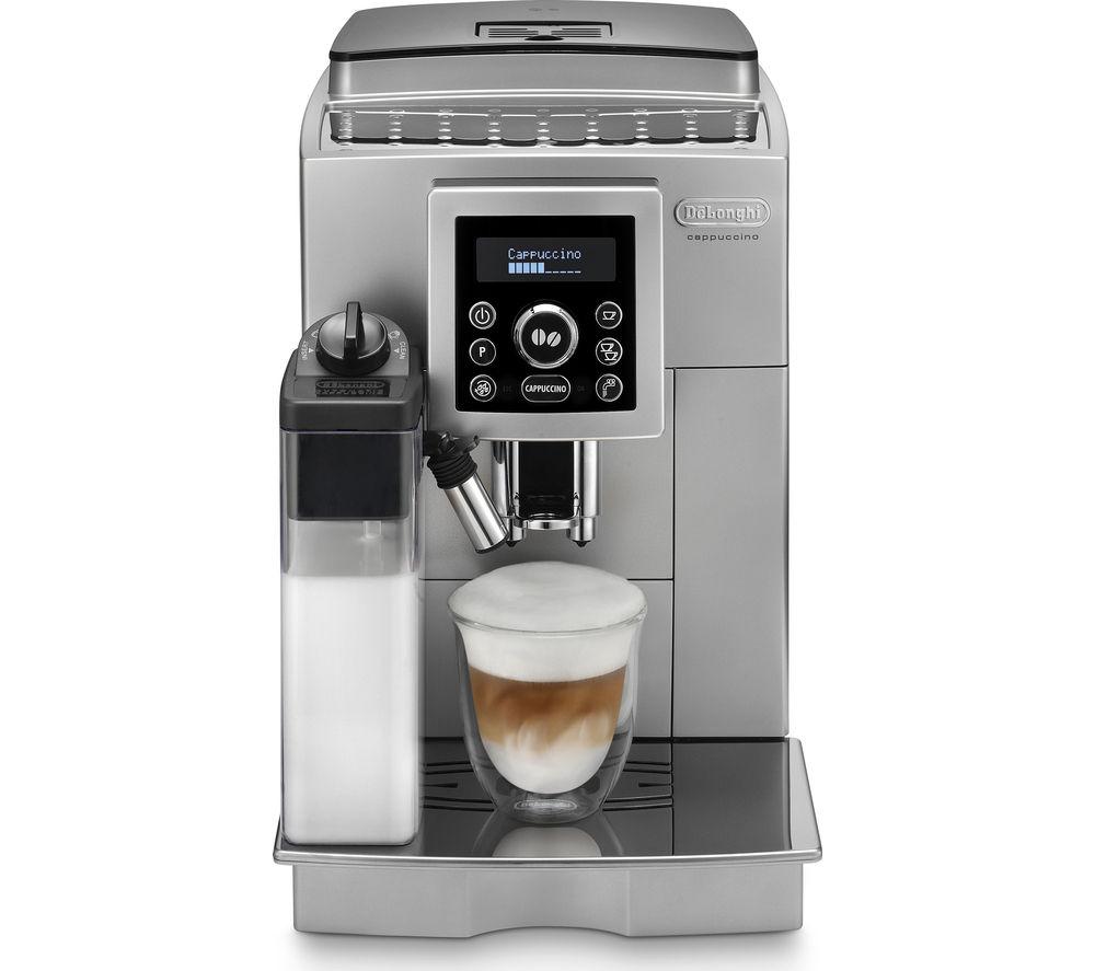 De Longhi ECAM23.460 Coffee maker with LatteCrema System £349 at Currys