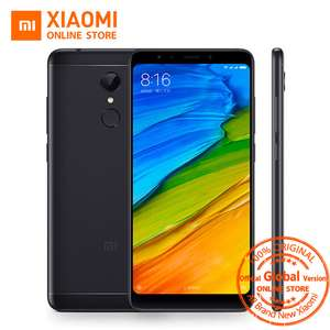 Global Version Xiaomi Redmi 5 3GB 32GB 5.7 inch full Display Snapdragon 450 Octa Core 12.0MP 3300mAh Cellphone Fingerprint ID £97.32 @ aliexpress / Xiaomi Online Store