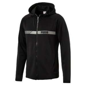 Puma Active Tec Stretch Full Zip Gym Hoody, £21.05 at Wiggle