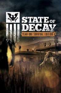 State of decay - year one edition £5.00 @ Microsoft