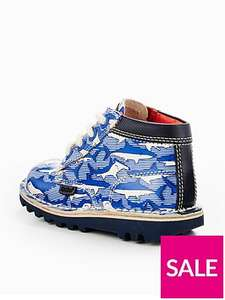 Kickers Kick Hi Shark Boot - Joules Collection £32 - Very - Free c&c