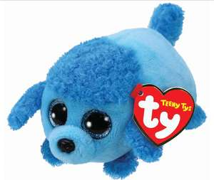 Ty Teenys Tys Lexi the Poodle Soft Toy £2.50 plus buy one get one 50% off at Claire's! Free c&c
